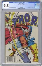 Thor #337 CGC 9.8 HIGH GRADE Marvel Comic KEY 1st Beta Ray Bill App
