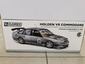 Classic Carlectables Holden VR Commodore 1995 Bathurst Winner - 25 Th...