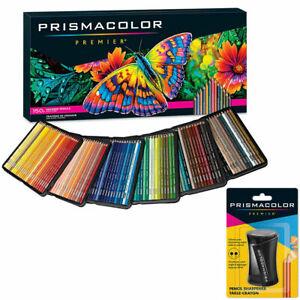 Sanford Prismacolor Premier Colored Pencils,Soft Core,150 Pack+Pencil Sharpener