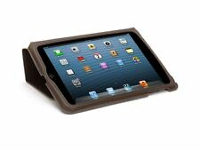 Griffin Leather Slim Folio cover Stand case iPad Mini 1 2 3 1st 2nd 3rd  brown
