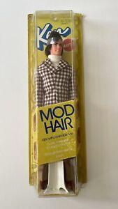 Mod Hair Ken Mattel 1972 NRFB