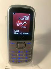 Alcatel One Touch 322 Virgin VM565 - Silver (Unlocked) Mobile Phone