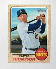 2017 Topps Heritage #185 Trayce Thompson - NM-MT