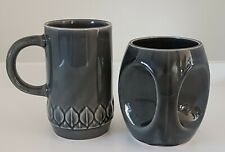 Vintage Pair Mugs By Holkham