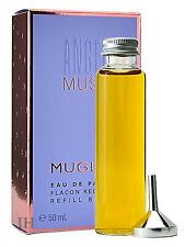 Thierry Mugler Angel Muse 50ml Eau de Parfum Refill Neu & Originalverpackt