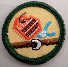 Girl Scout Gs Uniform Patch Art To Wear Belt Fabric  #Gsgr