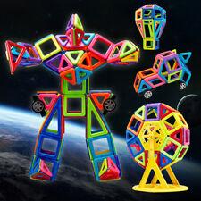 Creative & Educational Building Blocks Shape Magnetic Toy Set For Kids 76pcs
