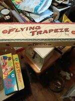 Vintage Looney tune circus flying trapeze toy Sylvester original box