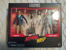 """X-CON LUIS & GHOST Hasbro Marvel Legends 6"""" Action Figure sealed MIB Ant-Man NEW"""
