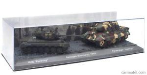 Battle of Remagen Germany 1945 M26 Pershing vs Panzerjager Jagdtiger 1:72 cb8