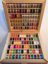 Fly Tying kit of 144 Spools Fly Tying Threads