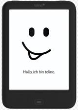 Tolino Vision 4 HD eBook Reader - Schwarz vom Händler #1629