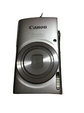 Canon PowerShot ELPH 180 20.0MP 8x Optical Zoom Digital Camera  (Silver)