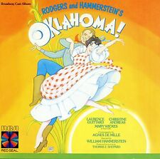 Rodgers and Hammerstein's Oklahoma Broadway Cast Album