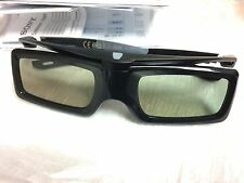 BRAND NEW ORIGINAL SONY 3D GLASSES ACTIVE SHUTTER RF V2 TDG-BT500A - VERSION 2