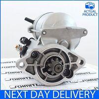 FITS KUBOTA ALL 05 SERIES ENGINES NEW STARTER MOTOR D905/D1105/V1505