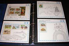 200) Album Jahr des Kindes 1979 Briefmarken sauber aus ABO postfrisch ** MNH
