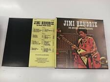 Jimi Hendrix The Greatest Original Sessions 4LP BOX 1974