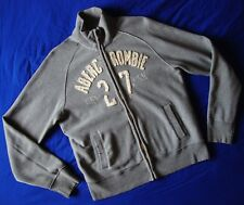 SWEATSHIRT  felpa ABERCROMBIE & FITCH New York TG. XL made in USA