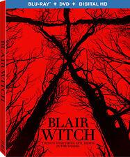 Blair Witch (Blu-ray/DVD, + Digital HD, 2017, 2-Disc Set) *Brand New, Free S&H*