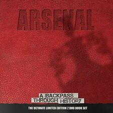 Arsenal Backpass 2017 [New DVD] With Book, UK - Import
