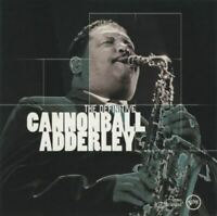 CANNONBALL ADDERLEY the definitive (CD, compilation) best of, bop, jazz, 2002,