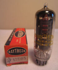 Raytheon 12DB5 Radio & Television Tube In Bos NOS