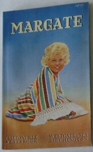 vintage holiday brochure - Margate