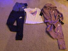Lot Of Girls Nike Summer Clothes-size 4