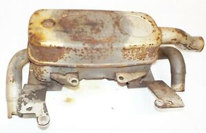 Briggs Twin Muffler For Sale In Stock Ebay