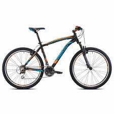 Torpado Plutone TY300 Bicicletta MTB Unisex Adulto, Taglia 43 - Nera/Arancione