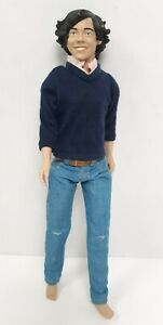 """2012 1D One Direction Harry Styles Hasbro Collector Doll 12"""""""