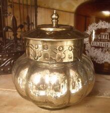 BONBONIERE Orient boîte ancien NOSTALGIE style maison de campagne verre