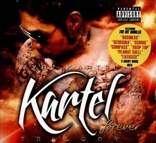 Kartel Forever Trilogy [PA] by Vybz Kartel (CD, Oct-2013, 3 Discs, Tad's...