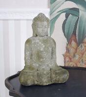 Feng Shui Skulptur Gartenbuddha Figur Garten Asien Koi Teich Buddha Figur Balkon