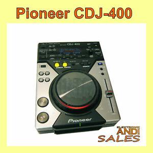 Pioneer CDJ 400 + SERVICEPAKET mit Rechnung & Gewährleistung