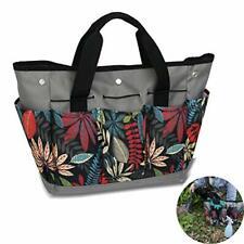 Gardening Tool Storage Bag with 9 Pockets - Gardening Gifts for Women, Garden