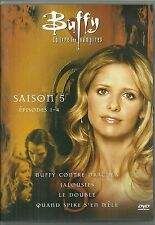 DVD - BUFFY CONTRE LES VAMPIRES / SAISON 5 - EPISODES 1 à 4