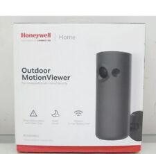New Honeywell Outdoor MotionViewer Smart Home Security Rchsomv1 - Black