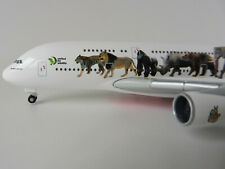 EMIRATES Airbus WILDLIFE A380-800 1/500 Herpa 531764 A 380 A380 United for