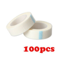 100Rolls Professional Eyelash Lash Extension Micropore Paper Medical Tape Supply