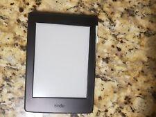 Amazon Kindle Paperwhite (7th Generation) 4GB, Wi-Fi, 6in - Black READ DESCRIP