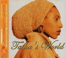 TASHA'S WORLD s/t +3 2002 JAPAN CD OBI CTCR-13166