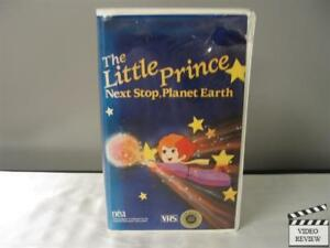 Little Prince, The - Next Stop, Planet Earth (VHS, 1989) Animated