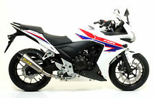 Terminale Race-Tech Titanio Arrow Honda CBR 500 R 2013>2015