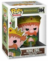 Funko POP! Animation Vinyl Figure Disenchantment: King Zog #594