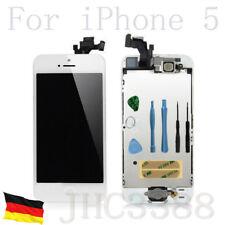 Für Apple Weiß Ersatz iPhone 5 Touch LCD Display Digitizer Volle Montage