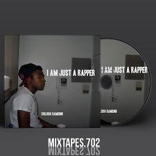 Childish Gambino - I Am Just A Rapper Mixtape (Full Art CD/Front/Back Cover)