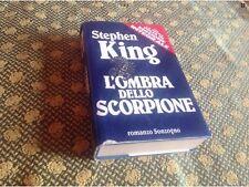 Stephen King - L'ombra Dello Scorpione - Edizione Integrale - Sonzogno