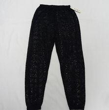Roxy Women Medium  Cover-Up Beach Long Pants Lacy Days Pants